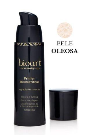 Primer Facial Bionutritivo Pele Oleosa 30g - Bioart