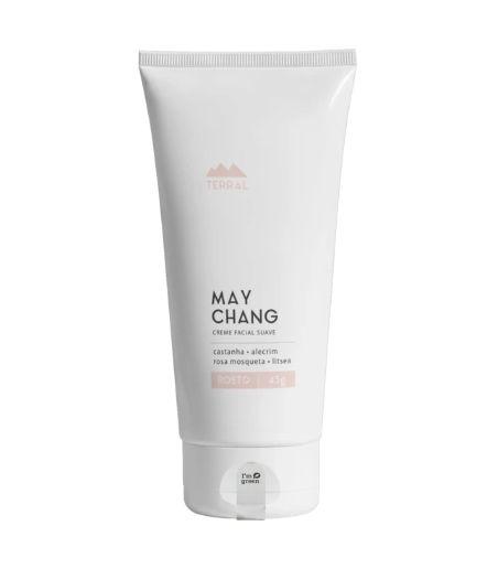 Creme Facial de May Chang 45g - Terral Natural
