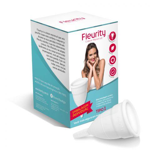 Coletor Menstrual Tipo 1 - Fleurity