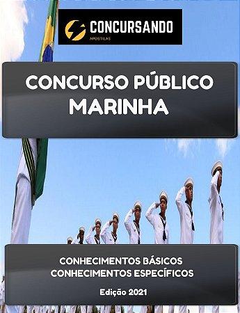 APOSTILA MARINHA 2021 SEGURANÇA DO TRÁFEGO AQUAVIÁRIO CP-T