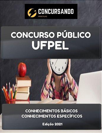 APOSTILA UFPEL 2021 ENGENHEIRO AGRÔNOMO