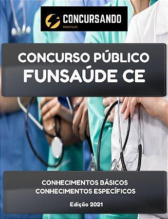 APOSTILA FUNSAÚDE CE 2021 ANALISTA DE PATOLOGIA CLÍNICA
