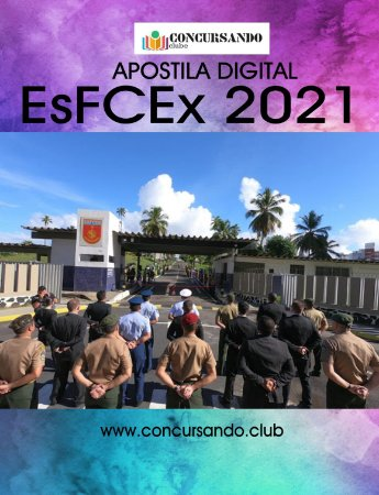 APOSTILA ESFCEX 2021 MAGISTÉRIO - MATEMÁTICA
