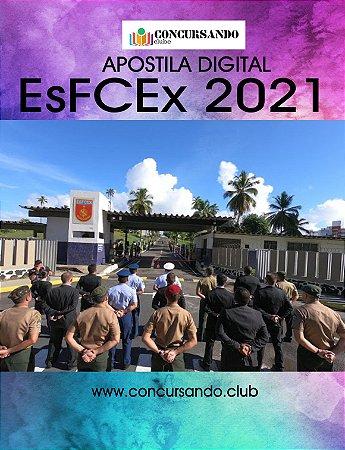 APOSTILA ESFCEX 2021 MAGISTÉRIO - INGLÊS