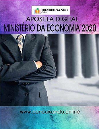APOSTILA MINISTÉRIO DA ECONOMIA 2020 ESPECIALISTA EM GESTÃO DE PROJETOS