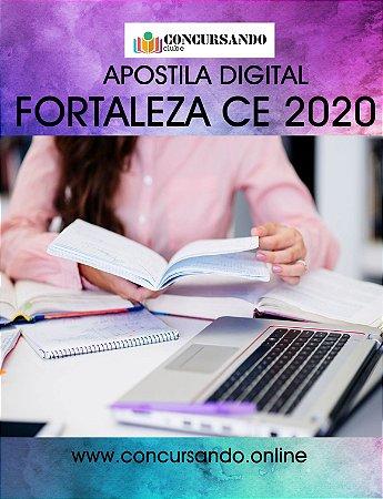 APOSTILA PREFEITURA DE FORTALEZA CE 2020 PSICÓLOGO HOSPITALAR