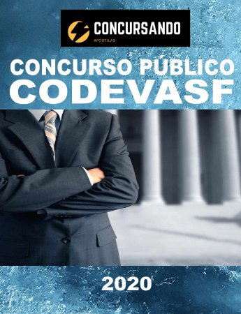 APOSTILA CODEVASF 2020 ANALISTA EM DESENVOLVIMENTO REGIONAL - PSICOLOGIA