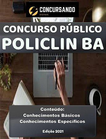 APOSTILA CONSÓRCIO INTERFEDERATIVO DE SAÚDE DE ITABERABA E SEABRA 2021 ASSESSOR TÉCNICO