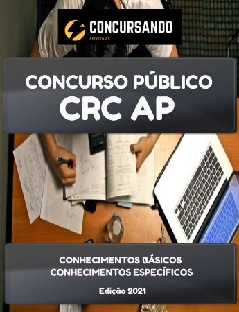APOSTILA CRC AP 2021 TECNÓLOGO DE TI