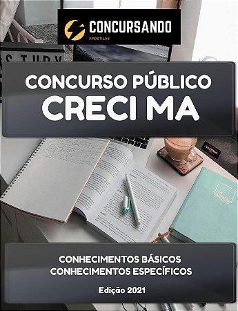 APOSTILA CRECI MA 2021 (PST) TÉCNICO ADMINISTRATIVO