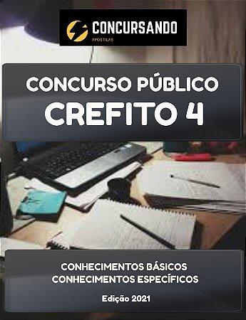 APOSTILA CREFITO 4 2021 ANALISTA CONTÁBIL