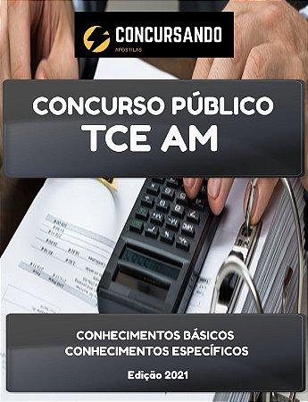 APOSTILA TCE AM 2021 AUDITORIA DE TECNOLOGIA DA INFORMAÇÃO