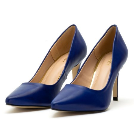 Scarpin Classic Azul