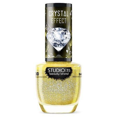 Esmalte Vegano Studio 35 Raiodesol - Coleção Crystal Effect III