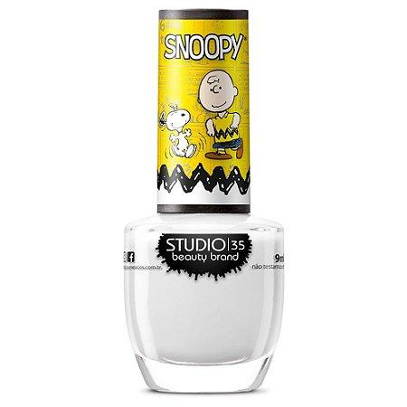 Esmalte Studio 35 #SnoopyMelhorAmigo - Coleção Snoopy