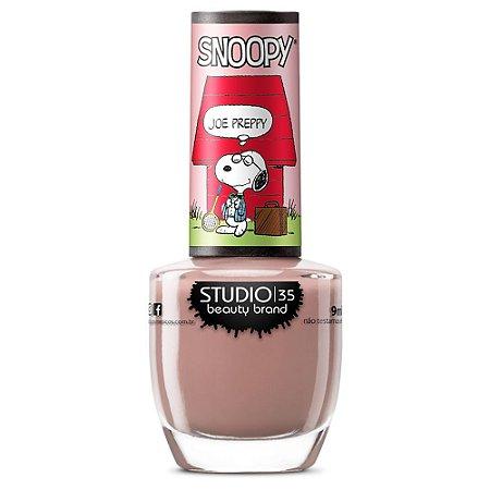 Esmalte Studio 35 SnoopyArrumadinho - Coleção Snoopy