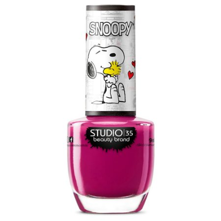 Esmalte Fortalecedor Studio 35 #LoveWoodstock - Coleção Snoopy
