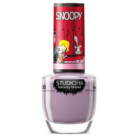 Esmalte Studio 35 SnoopyDancarino - Coleção Snoopy