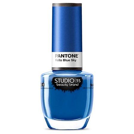 Esmalte Studio 35 Hello Blue Sky - Coleção Pantone