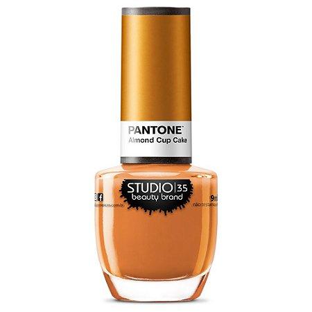 Esmalte Studio 35 AlmondCupcake - Coleção Pantone