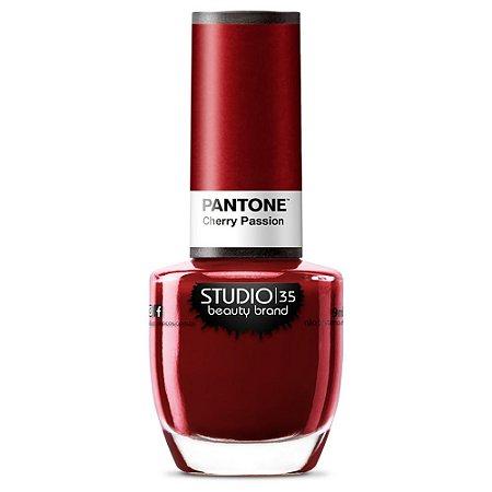 Esmalte Studio 35 Cherry Passion - Coleção Pantone