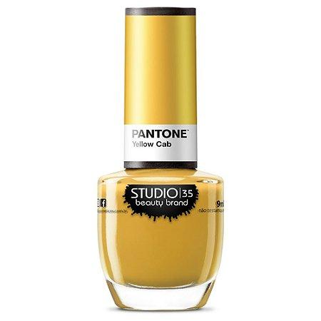 Esmalte Studio 35 Yellow Cab - Coleção Pantone