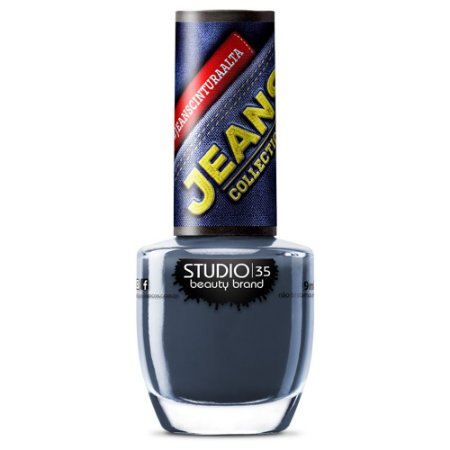 Esmalte Studio 35 #JeansCinturaAlta - Jeans Collection