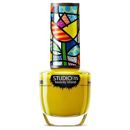 Esmalte Studio 35 #TulipaFashion - Coleção Romero Britto