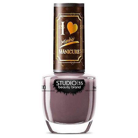 Esmalte Studio 35 #GabrielaSimpatica - Coleção I Love Minha Manicure