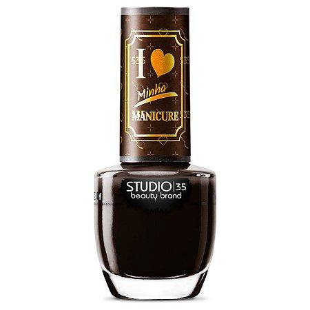 Esmalte Fortalecedor Studio 35 #VitoriaEmpoderada - Coleção I Love Minha Manicure