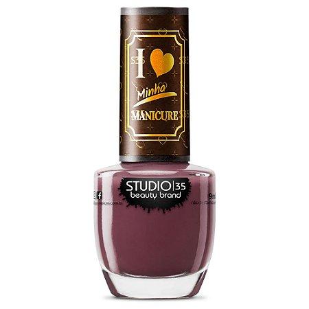 Esmalte Studio 35 #FernandaBatalhadora - Coleção I Love Minha Manicure