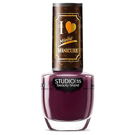 Esmalte Fortalecedor Studio 35 #MariaPoderosa - Coleção I Love Minha Manicure