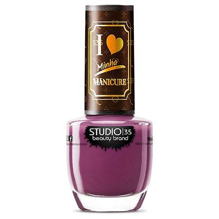 Esmalte Studio 35 #MarciaGuerreira - Coleção I Love Minha Manicure