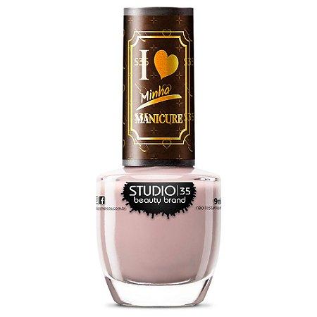 Esmalte Fortalecedor Studio 35 #SimoneApaixonada - Coleção I Love Minha Manicure