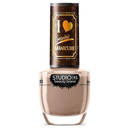 Esmalte Fortalecedor Studio 35 #AmandaGenerosa - Coleção I Love Minha Manicure