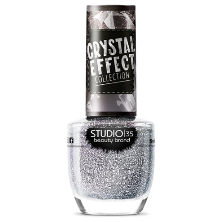 Esmalte Studio 35 LuadeCristal - Coleção Crystal Effect