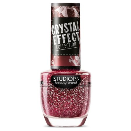 Esmalte Studio 35 Sensualizando - Coleção Crystal Effect