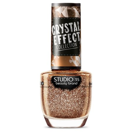 Esmalte Fortalecedor Studio 35 #VouBrilhar - Coleção Crystal Effect
