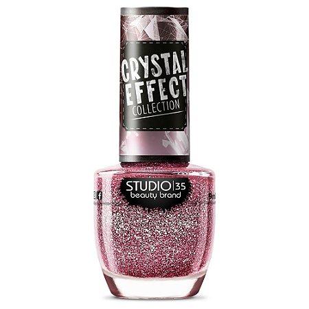 Esmalte Studio 35 OMG - Coleção Crystal Effect