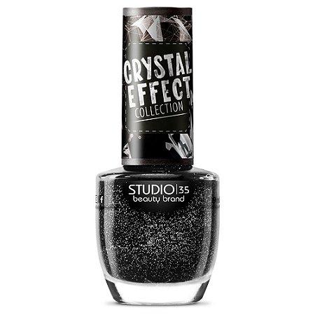 Esmalte Studio 35 #DesceeArrasa - Coleção Crystal Effect
