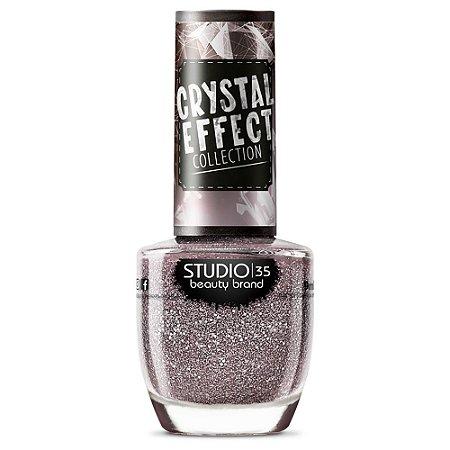 Esmalte Studio 35 #LindoD+ - Coleção Crystal Effect