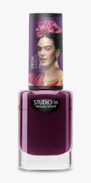 Esmalte Fortalecedor Studio 35 #Indomable - Coleção Frida Kahlo