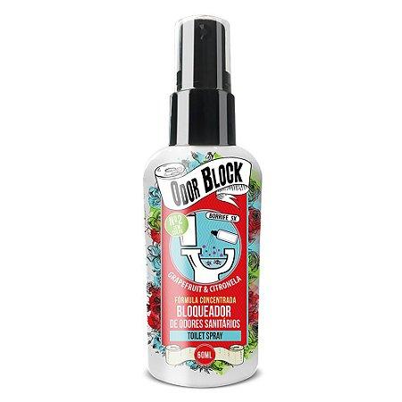 Odor Block - Grapefruit & Citronela - 60 ml