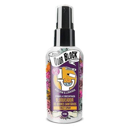 Odor Block - Alecrim & Lavanda - 60 ml