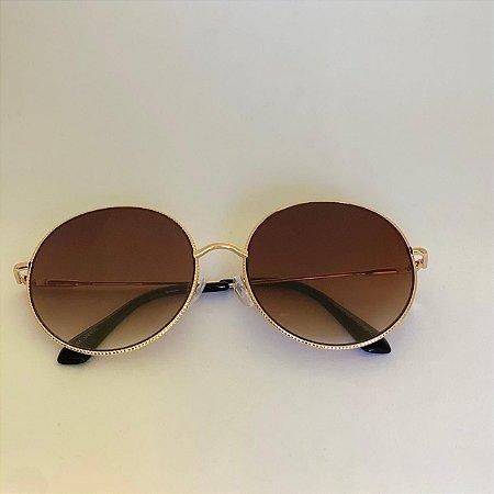 Óculos Sabrina - Dourado
