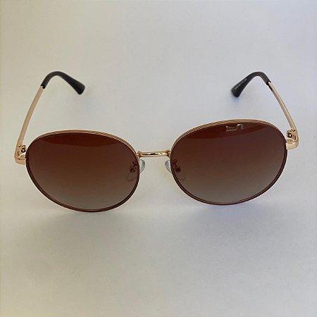 Óculos Ju - Marrom