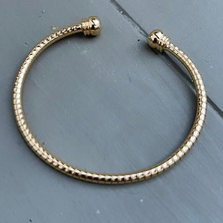 Bracelete Karla - Dourado