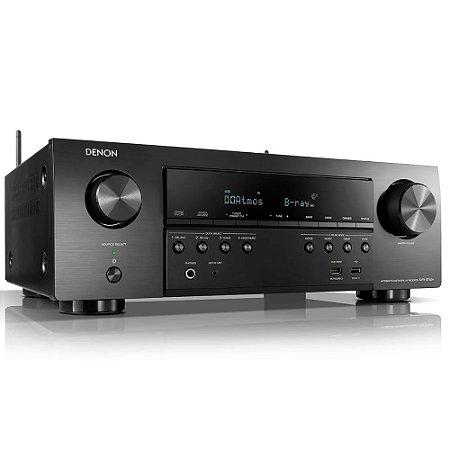 Receiver Denon AVR-S750H 7.2 Canais WiFi 4K UltraHD Bluetooth