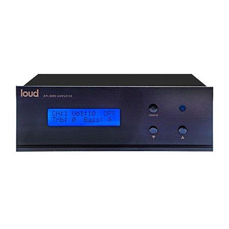 Amplificador LOUD APL-60RC 60W