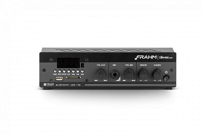 Amplificador Frahm SLIM 1000 APP